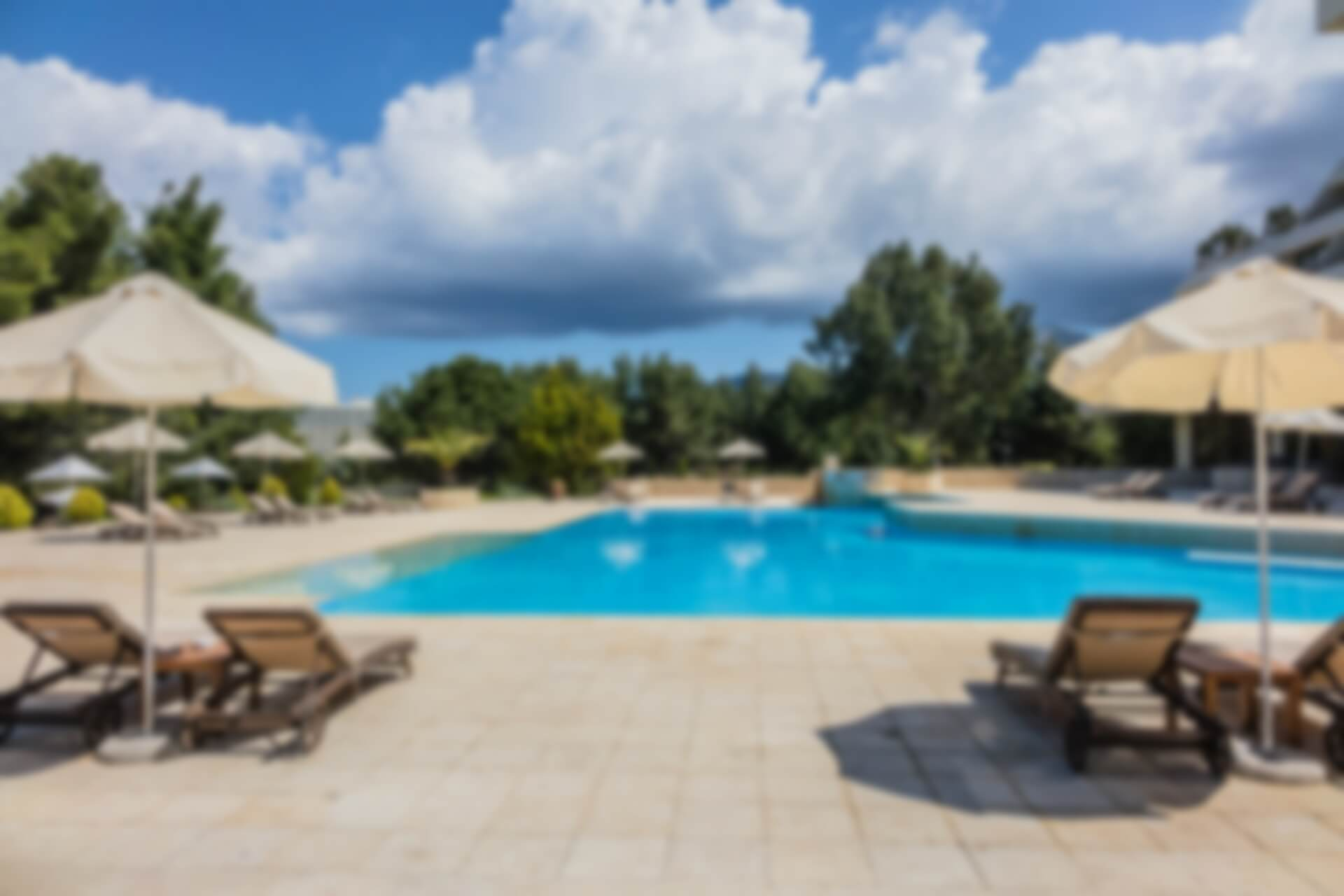 4 of the best hotels in Sithonia
