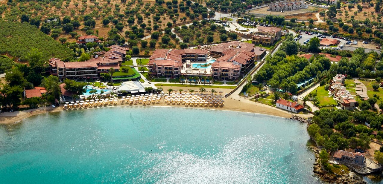 Anthemus Sea Beach Hotel & Spa - Hotel in Sithonia