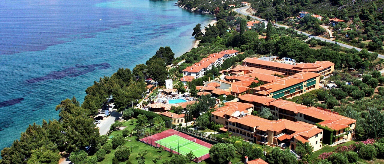 Athena Pallas Village - Hotel in Sithonia