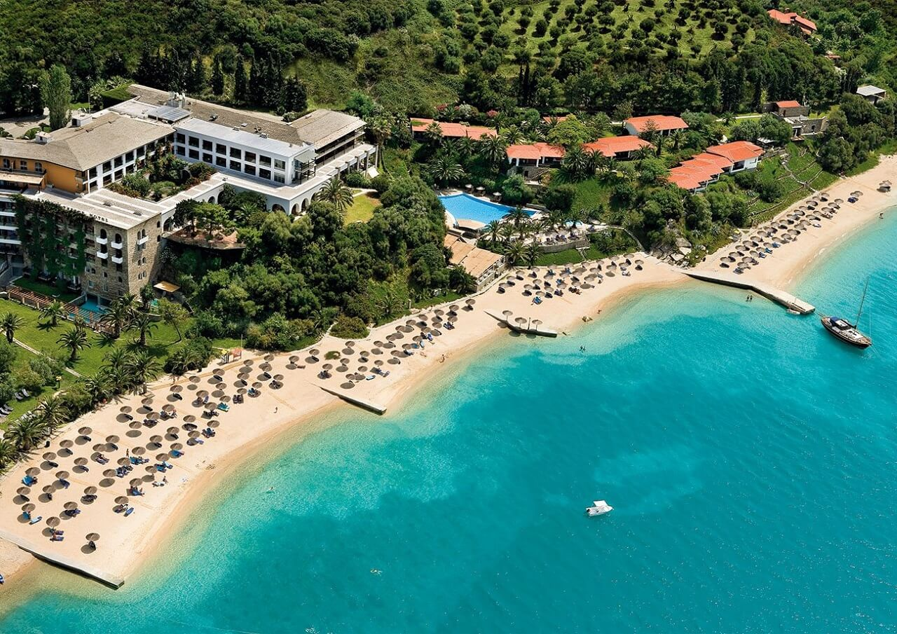 Eagles Palace - Hotel in Sithonia