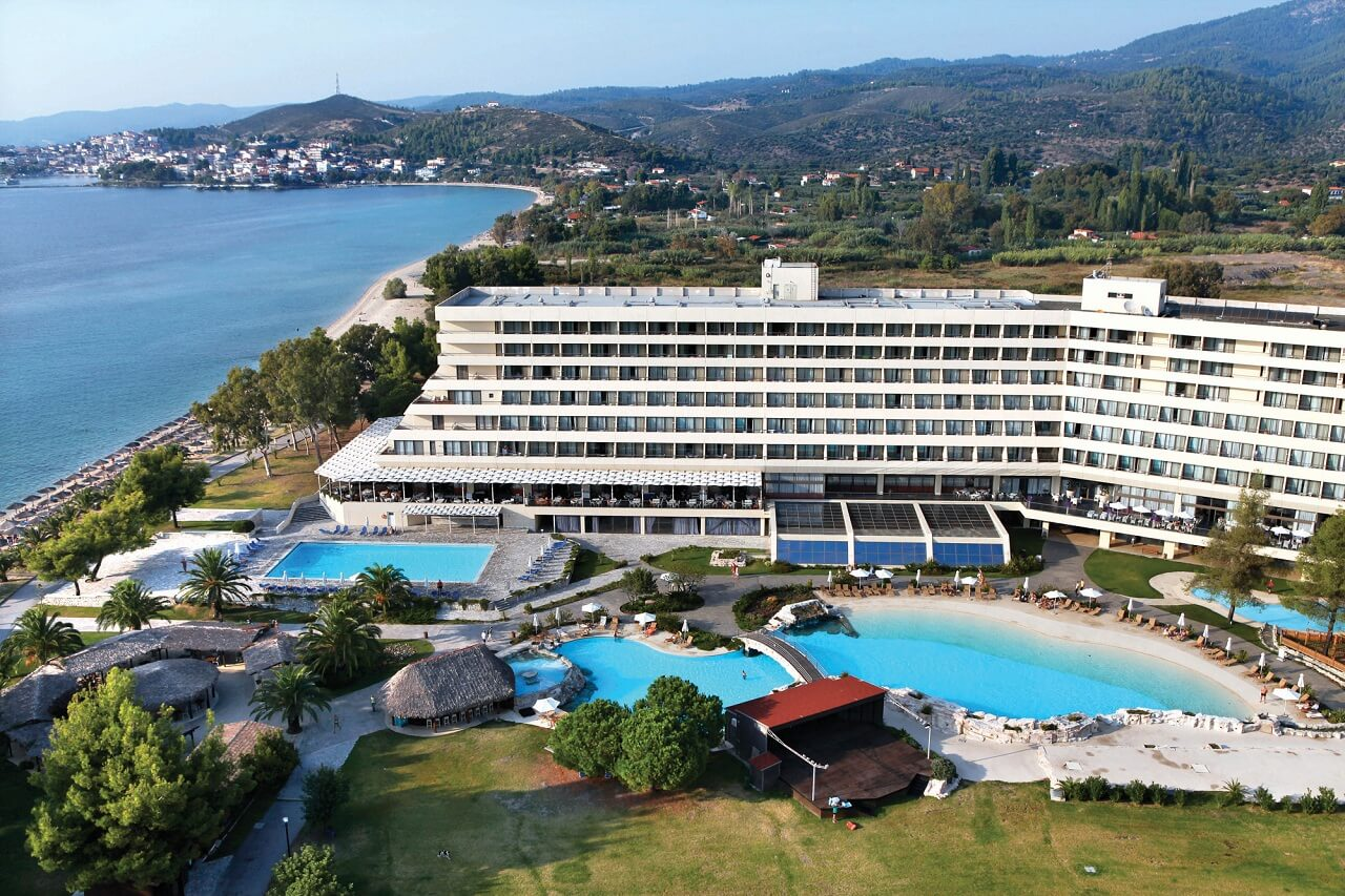 Porto Carras - Hotel in Sithonia