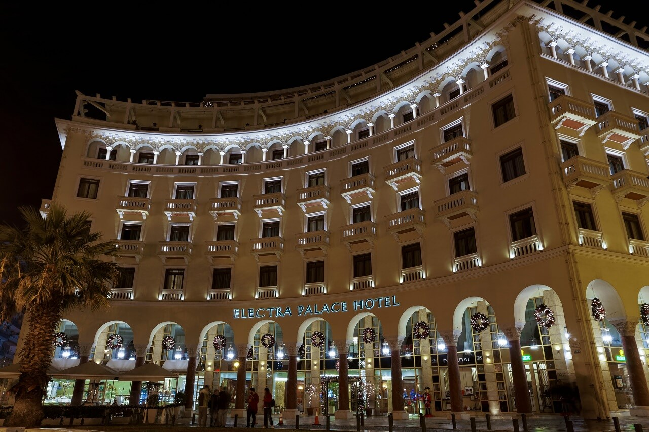 Electra Palace - Thessaloniki 5 star hotels