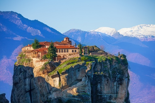 Monasteries - Thessaloniki to Meteora Transfer - Prime Traveller